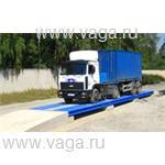 ВА-100-18-3 Самые массовые весы на рынке России. Разборная конструкция облегчает транспортировку. НПВ от 15 до 100т