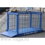 ВСП4-150ЖСО Платформенные весы для взвешивания животных