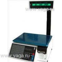 Весы с печатью этикеток DIGI SM-100EV-15 TCP/IP