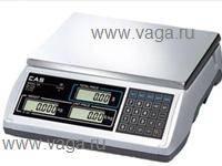 Весы торговые без стойки CAS ER-06CB