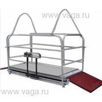 Весы для взвешивания животных ВТ-8908-500СХ