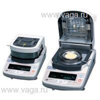 Весы анализаторы влагосодержания (влагоанализаторы) AND MS-70