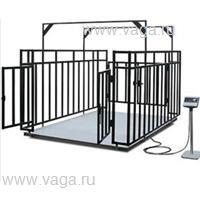 Весы для взвешивания животных ВП-ЖО-300