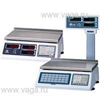 Весы торговые со стойкой ACOM PC-100E-6P