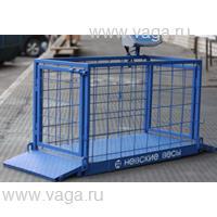 Весы для взвешивания животных ВСП4-150ЖСО