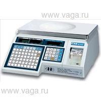 Весы с печатью этикеток CAS LP-30