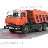 Весы автомобильные поосного взвешивания ВА 15/8 (Универсальная модификация)