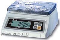 Весы фасовочные без стойки CAS SW-05W