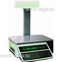 Весы с печатью этикеток DIGI SM-100P-30