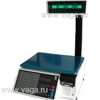 Весы с печатью этикеток DIGI SM-100Р-CS-PLUS-15