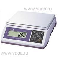 Весы фасовочные без стойки CAS ED-3H