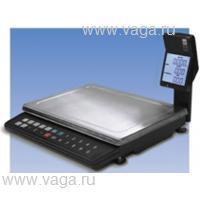Весы торговые со стойкой МК-32.2-ТН11