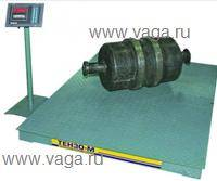 Весы платформенные (четырех датчиковые) ВПП-2