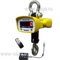 Весы крановые КВ-5000К с ПДУ180