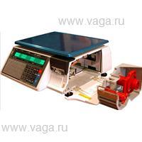 Весы с печатью этикеток DIGI SM-100B-CS-PLUS-6
