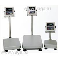 Весы платформенные весы (однодатчиковые) AND HW-60KVWP
