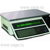 Весы с печатью этикеток DIGI SM-100B-30