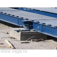 Весы автомобильные с полным заездом ВСА-Р20000-9.3
