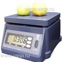 Весы фасовочные без стойки DIGI DS-682-3KD