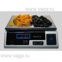 Весы фасовочные без стойки ВСП-6.2-4К