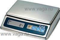 Весы фасовочные без стойки CAS PW-II-05
